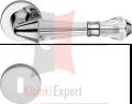 Klamka LUCE 023 z rozetą na klucz